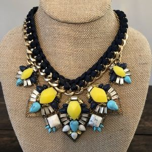 Chloe + Isabel Limoncello Statement Necklace